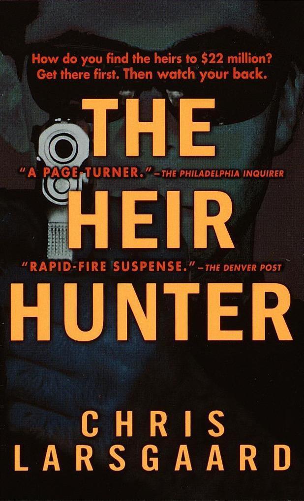 The Heir Hunter als Taschenbuch