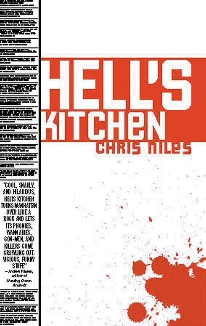Hell's Kitchen als Taschenbuch