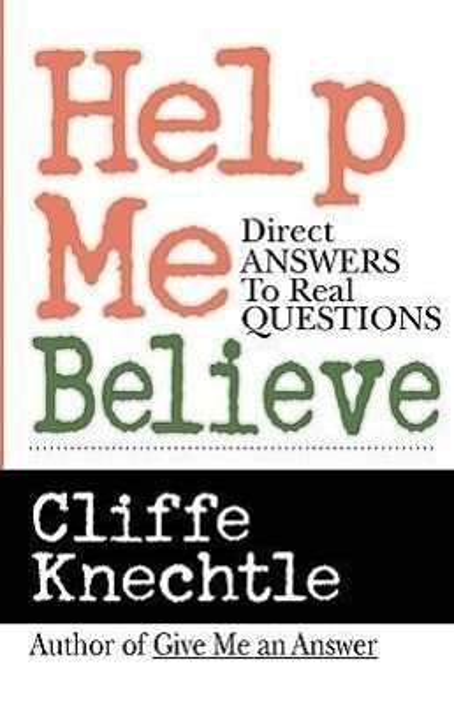 Help Me Believe: A Biblical & Theological Dialogue als Taschenbuch