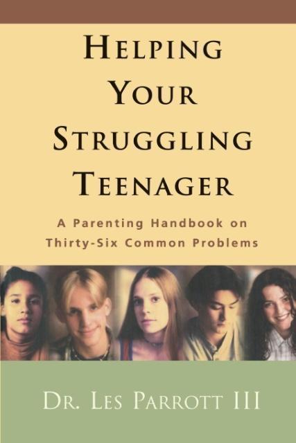 Helping Your Struggling Teenager als Taschenbuch