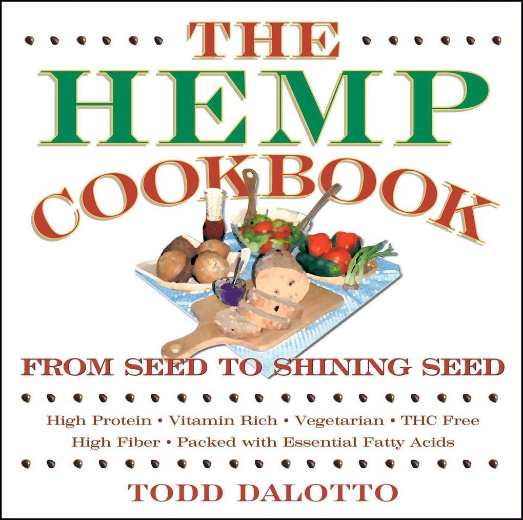 The Hemp Cookbook als Taschenbuch