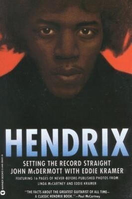 Hendrix als Buch