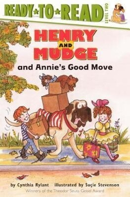 Henry and Mudge and Annie's Good Move als Taschenbuch