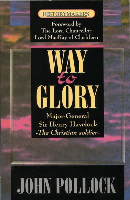 Way to Glory als Taschenbuch