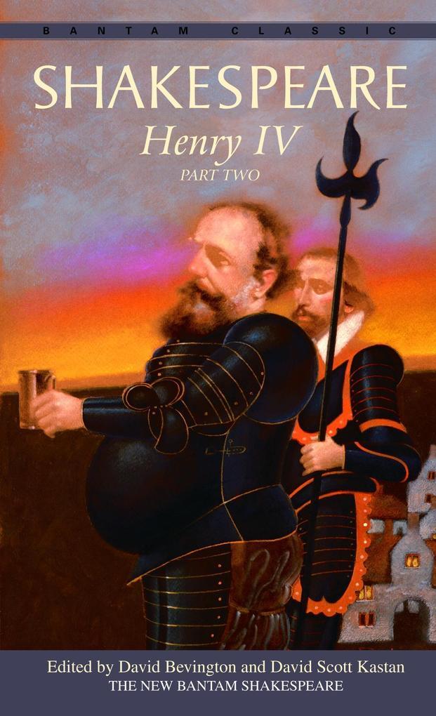 Henry IV, Part Two als Taschenbuch
