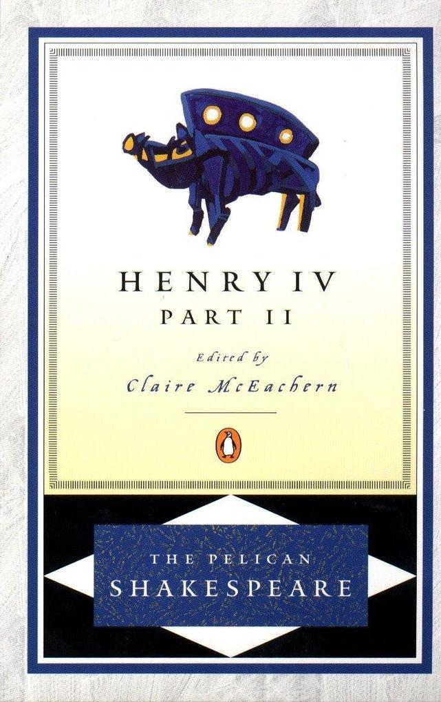 Henry IV, Part 2 als Taschenbuch