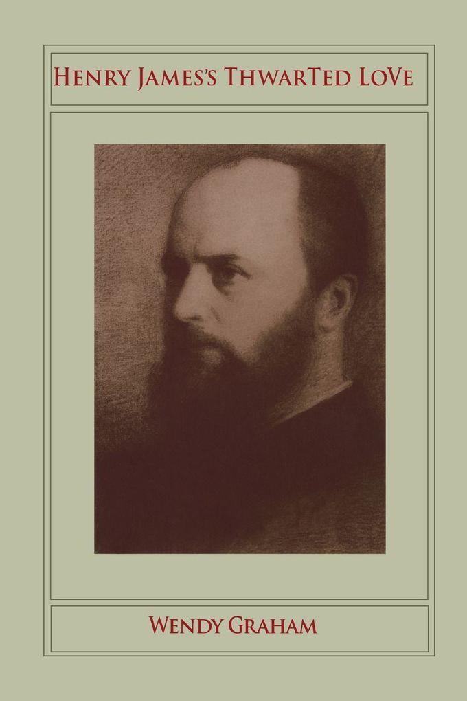 Henry Jamess Thwarted Love als Taschenbuch