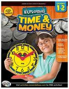 Time & Money, Grades 1-2 [With Poster]
