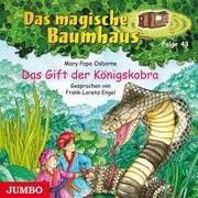 Das Magische Baumhaus 43/Das Gift Der Königskobra