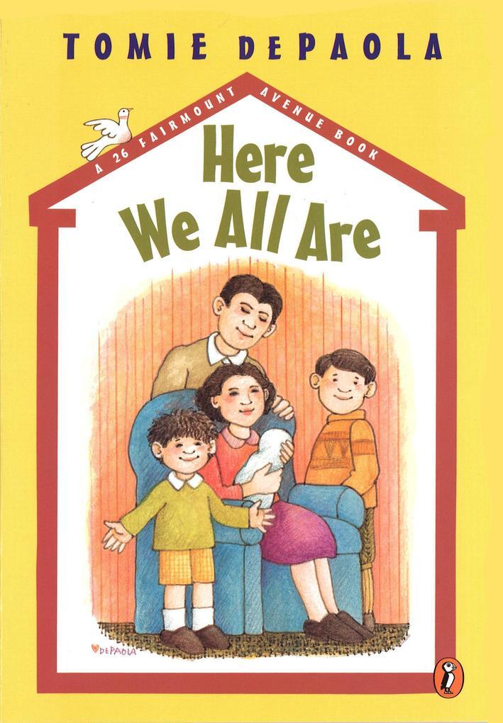 Here We All Are als Taschenbuch