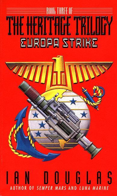 Europa Strike: Book Three of the Heritage Trilogy als Taschenbuch
