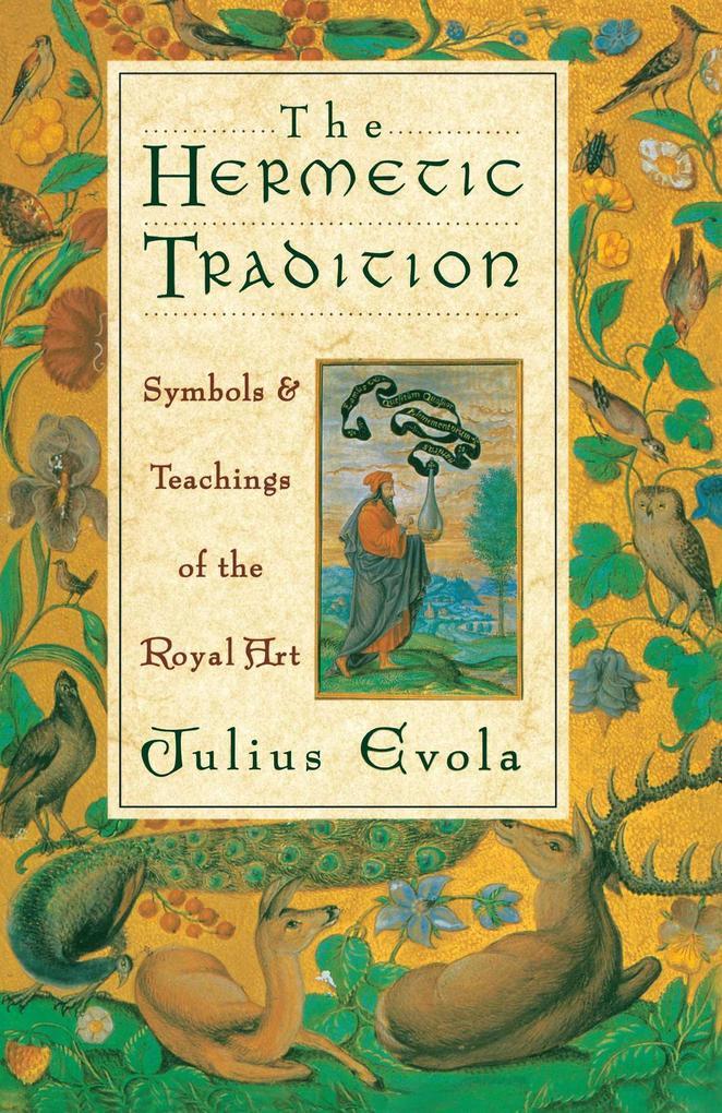 Hermetic Tradition als Taschenbuch