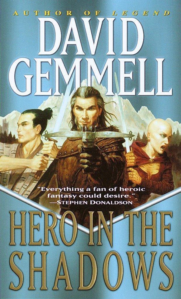 Hero in the Shadows: A Waylander the Slayer Novel als Taschenbuch