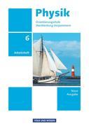 Physik 6. Schuljahr. Arbeitsheft Orientierungsstufe Mecklenburg-Vorpommern