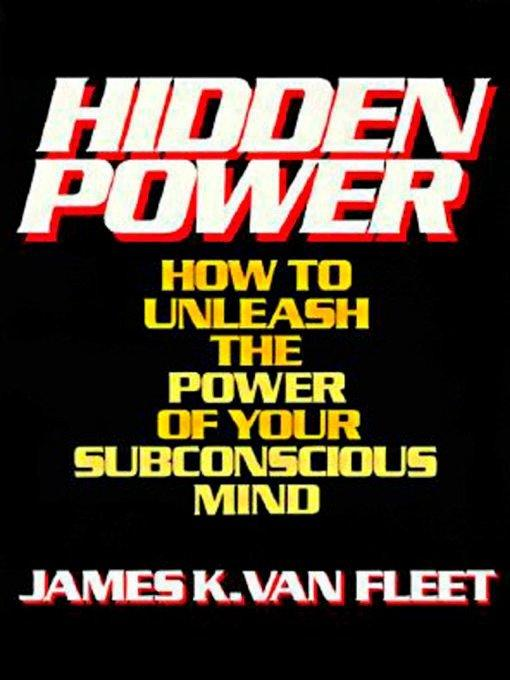 Hidden Power: How to Unleash the Power of Your Subconscious Mind als Taschenbuch