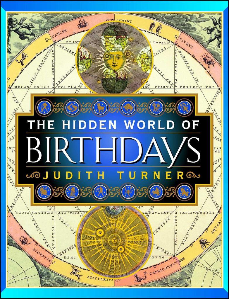 The Hidden World of Birthdays als Taschenbuch