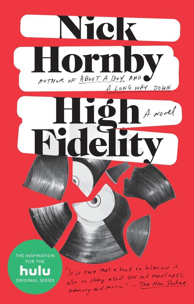 High Fidelity als Taschenbuch