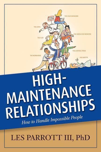 High-Maintenance Relationships als Taschenbuch