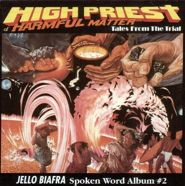 High Priest of Harmful Matter als Hörbuch