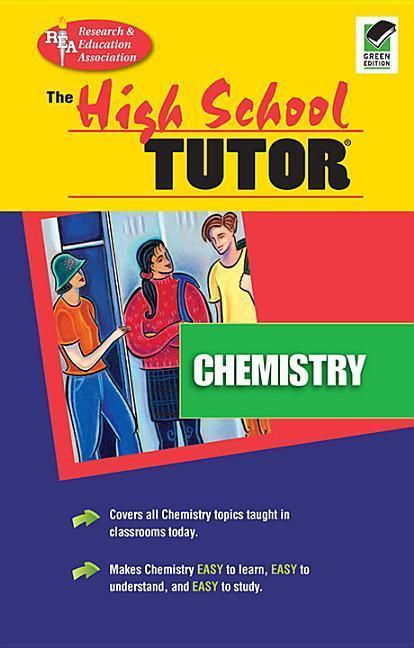 High School Chemistry Tutor als Taschenbuch