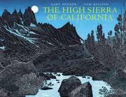 High Sierra of California, the (Cloth)
