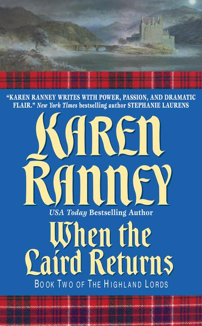 When the Laird Returns: Book Two of the Highland Lords als Taschenbuch