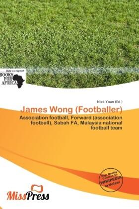 James Wong (Footballer) als Taschenbuch von