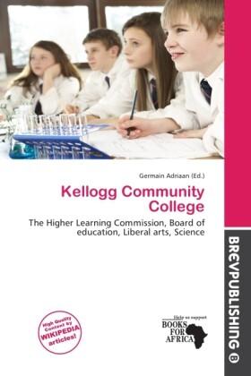 Kellogg Community College als Taschenbuch von