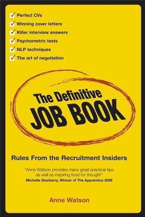 The Definitive Job Book als eBook Download von ...
