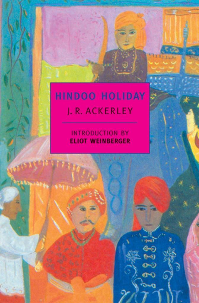 Hindoo Holiday als Taschenbuch