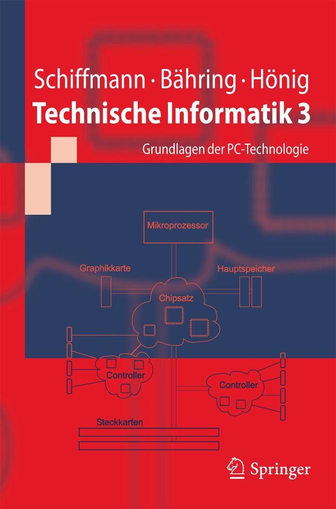 Technische Informatik 3 als eBook Download von ...
