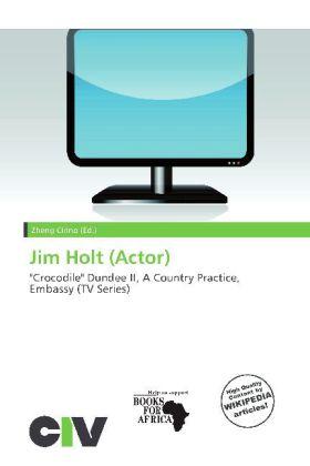 Jim Holt (Actor) als Taschenbuch von