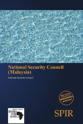 National Security Council (Malaysia) als Buch von