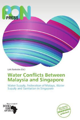 Water Conflicts Between Malaysia and Singapore ...