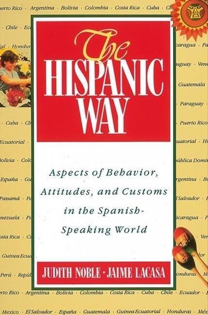 The Hispanic Way als Taschenbuch
