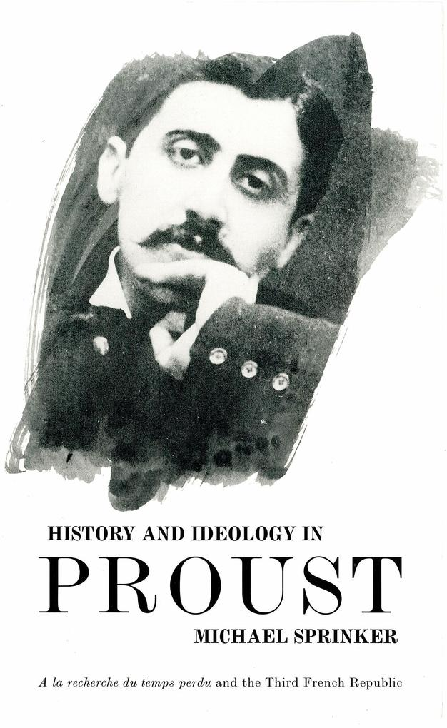 History and Ideology in Proust als Taschenbuch