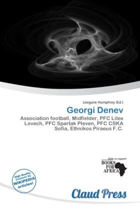 Georgi Denev als Taschenbuch von