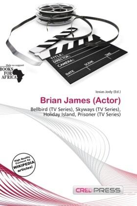 Brian James (Actor) als Taschenbuch von