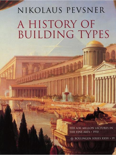 A History of Building Types als Taschenbuch