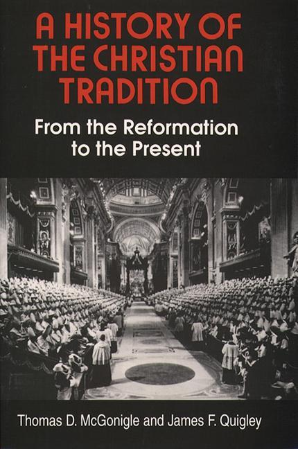 A History of the Christian Tradition als Taschenbuch