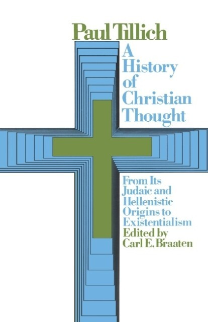 A History of Christian Thought als Taschenbuch