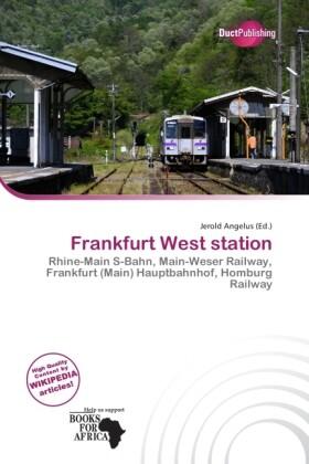Frankfurt West Station als Taschenbuch von