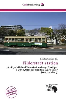 Filderstadt Station als Taschenbuch von