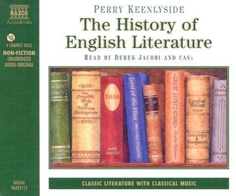 The History of English Literature als Hörbuch