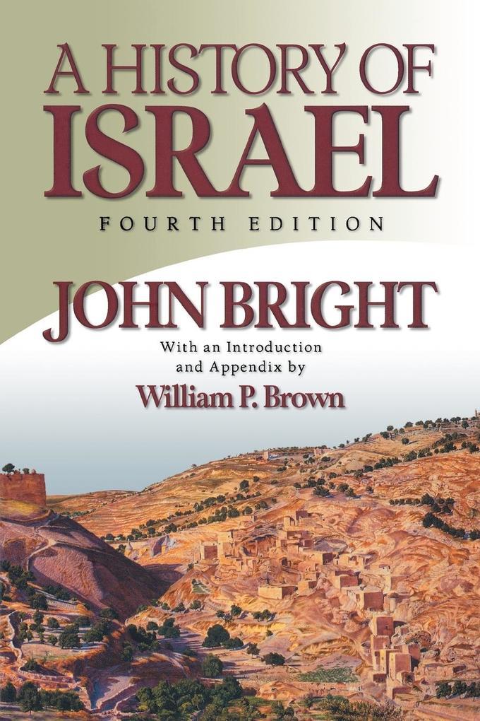 History of Israel als Taschenbuch