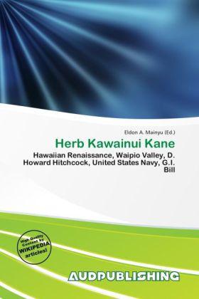Herb Kawainui Kane als Taschenbuch von