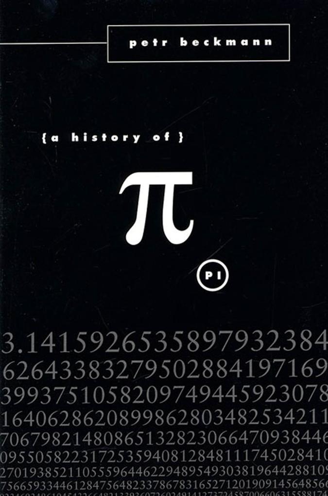 A History of Pi als Taschenbuch