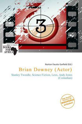 Brian Downey (Actor) als Taschenbuch von
