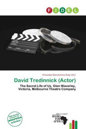 David Tredinnick (Actor) als Taschenbuch von