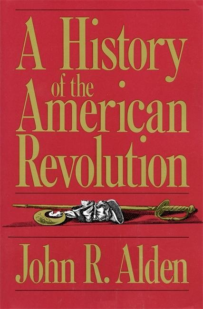 A History of the American Revolution als Taschenbuch
